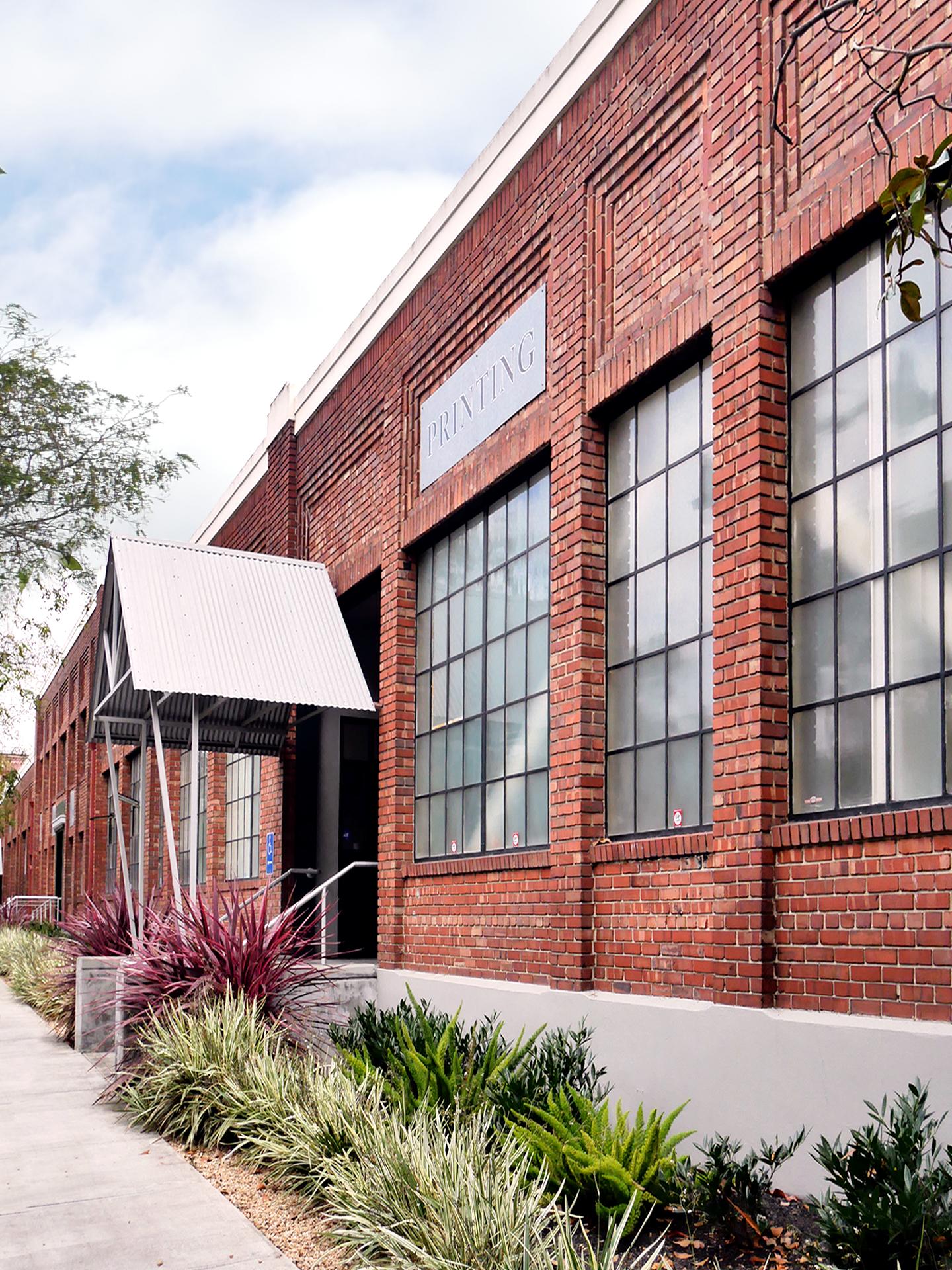 SA Building Outside